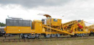 Modernizacja i naprawa maszyn torowych
