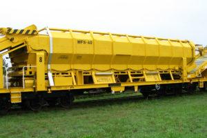 Transporter materiałów sypkich MFS-40