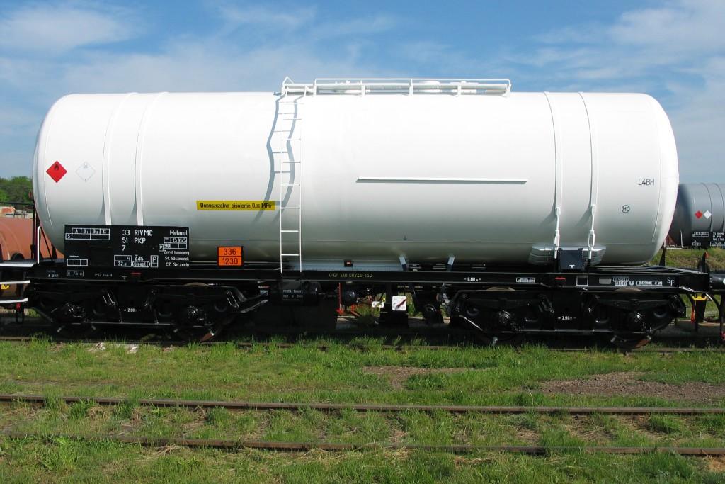 Wagon cysterna 406RbW L4Bh metanol