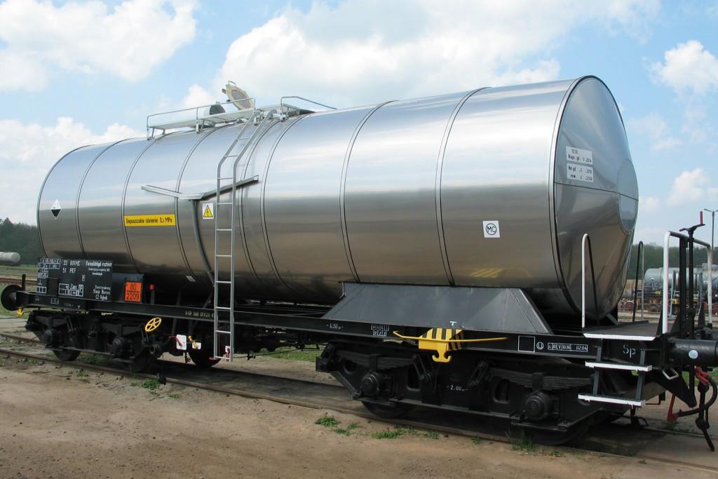 Wagon cysterna 419RaI