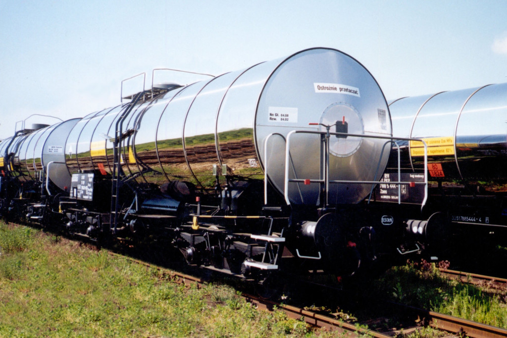 Wagon cysterna 430Ra/I