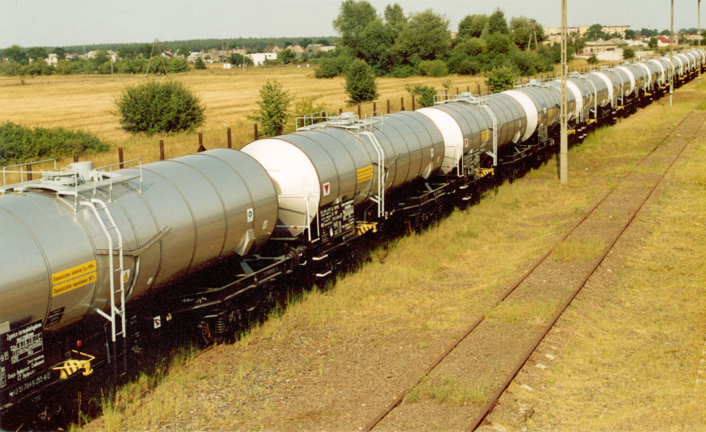 Wagon cysterna 435Ra/I2