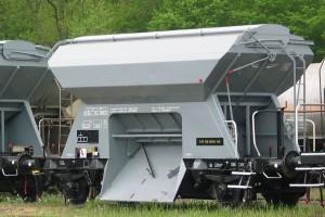 Wagon samowyładowczy 204V