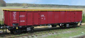 Wagon węglarka 436W