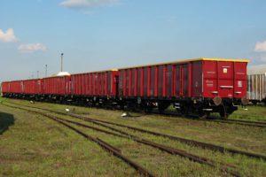 Wagon węglarka 437W